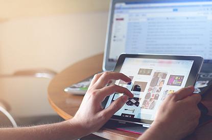 Blog e-commerce en de cloud
