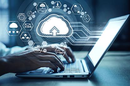 Blog wat is de cloud